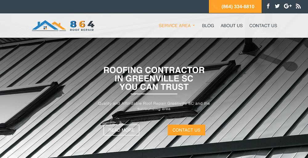 864 Roof Repair