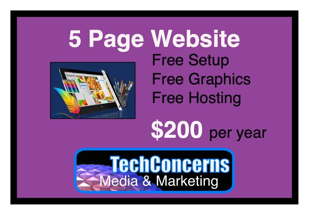 TechConcerns – Media & Marketing