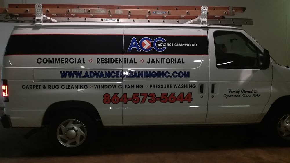 Advance Cleaning Co Inc