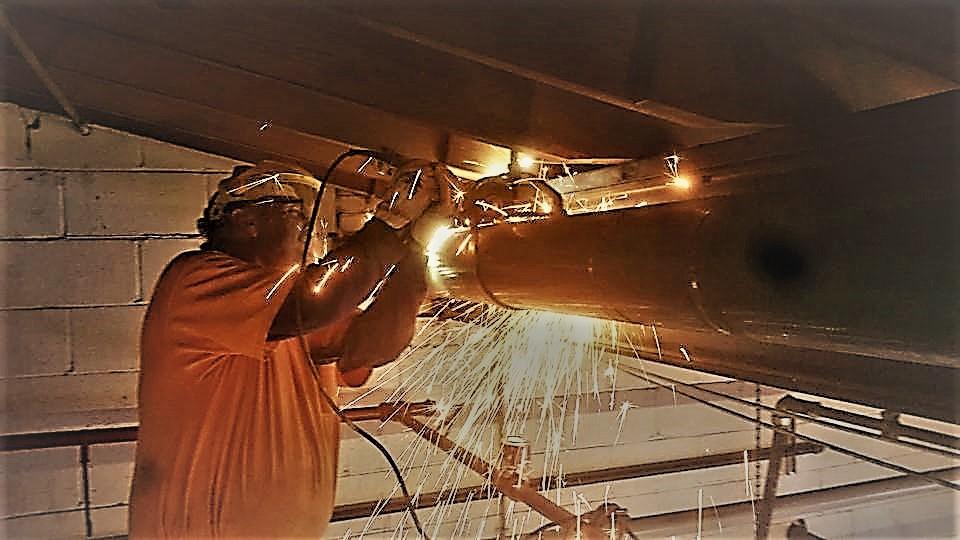 Alpha & Omega Industrial, LLC Plumbing & Welding