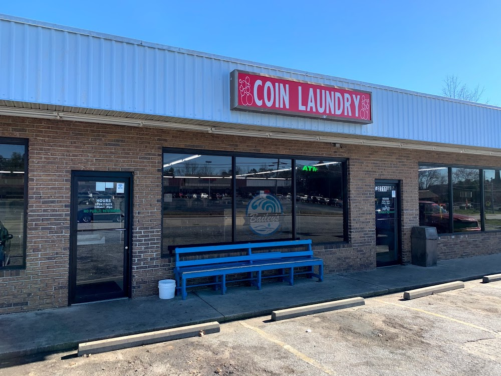 Bailey's Coin Laundry and Self Service Car Wash