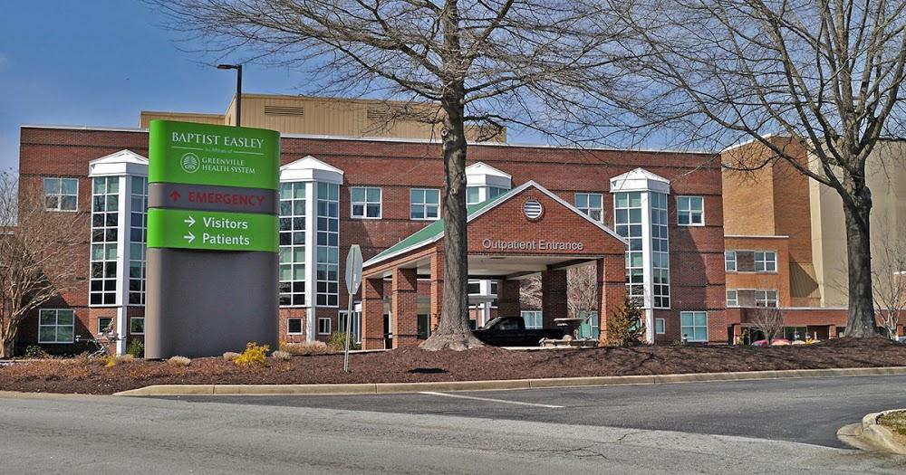 Baptist Easley Hospital
