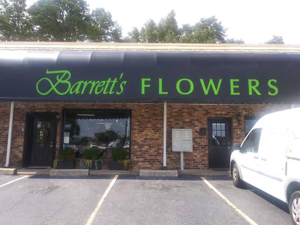 Barrett's Flowers