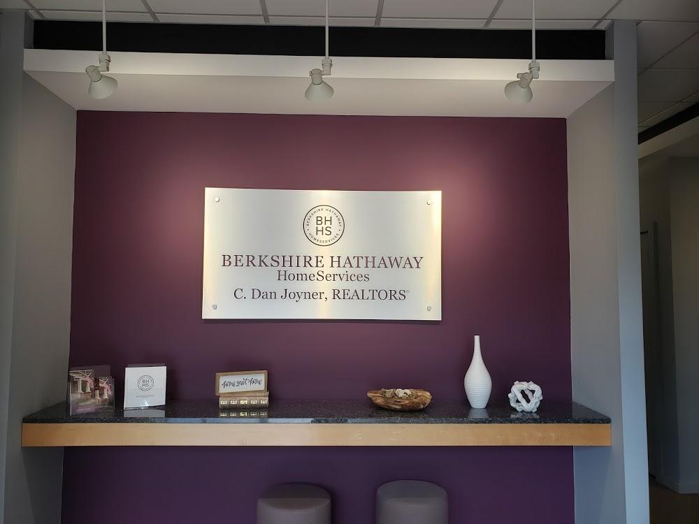 Berkshire Hathaway HomeServices C Dan Joyner REALTORS