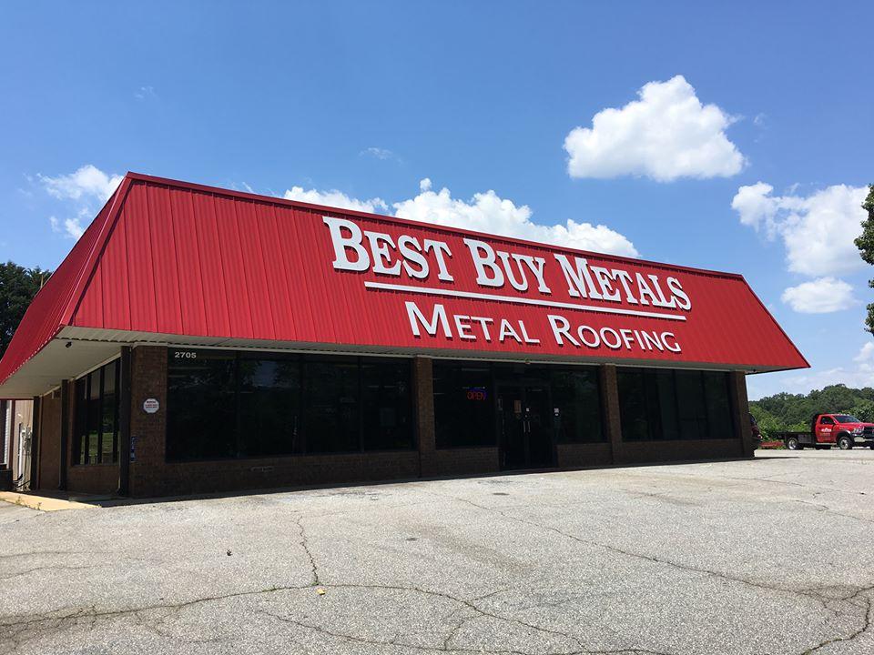 Best Buy Metals Greenville