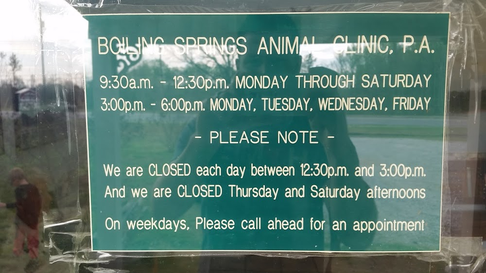 Boiling Springs Animal Clinic