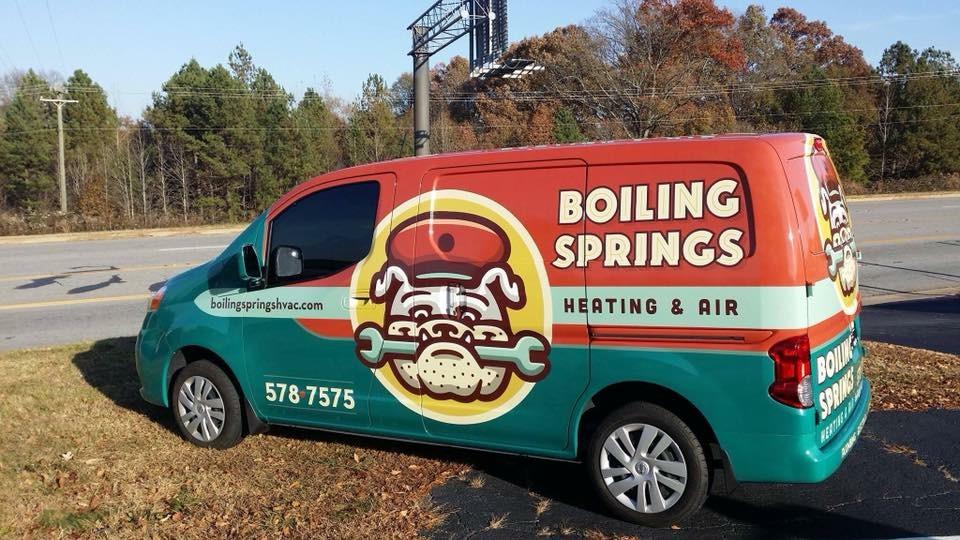 Boiling Springs Heating Air and Plumbing, LLC