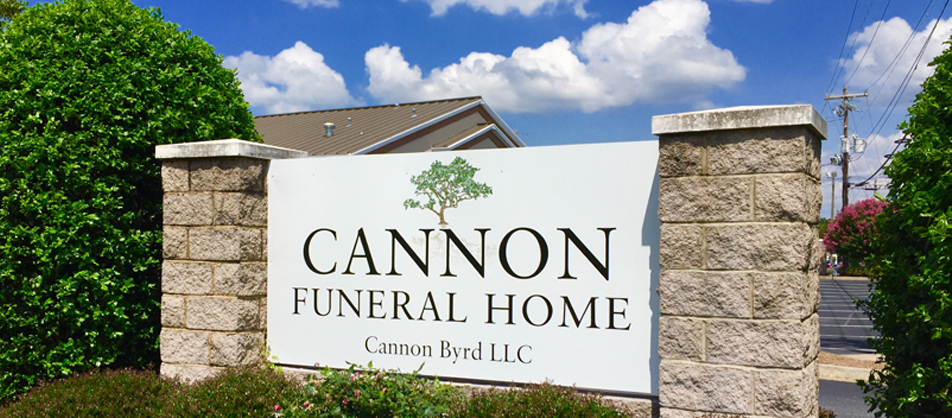 Cannon Funeral Home & Memorial Park