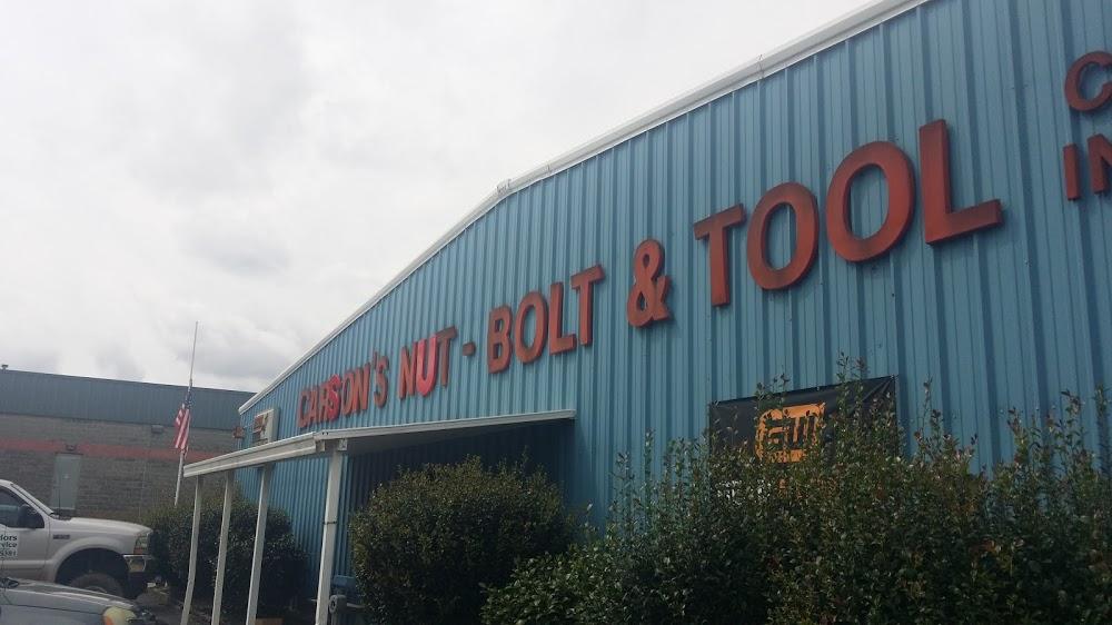 Carson's Nut-Bolt & Tool Co