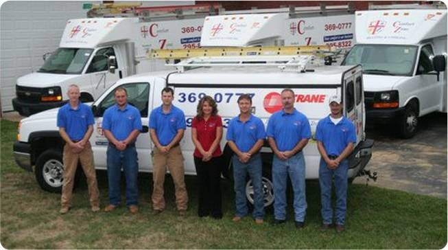 Comfort Zone Heating & Air Conditioning, Inc.