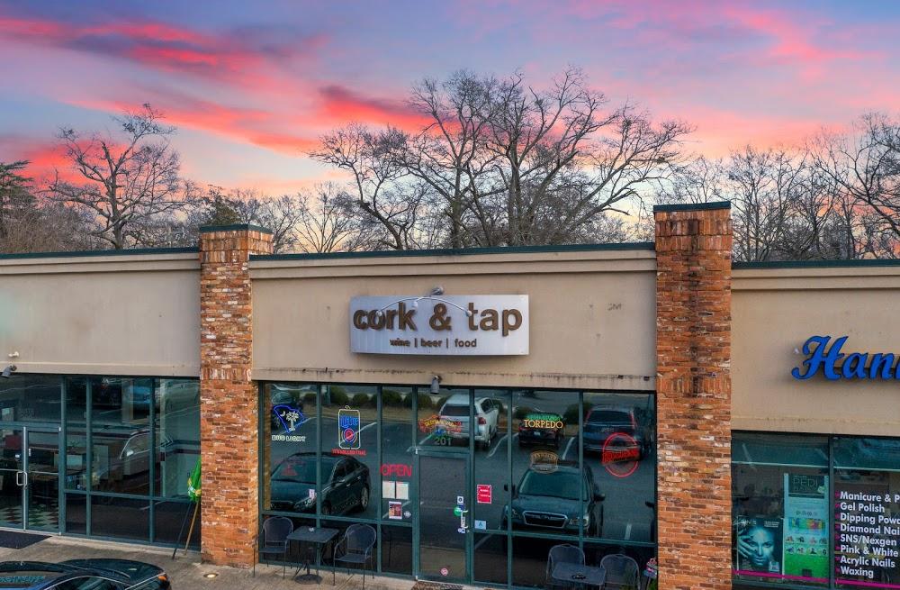 Cork & Tap