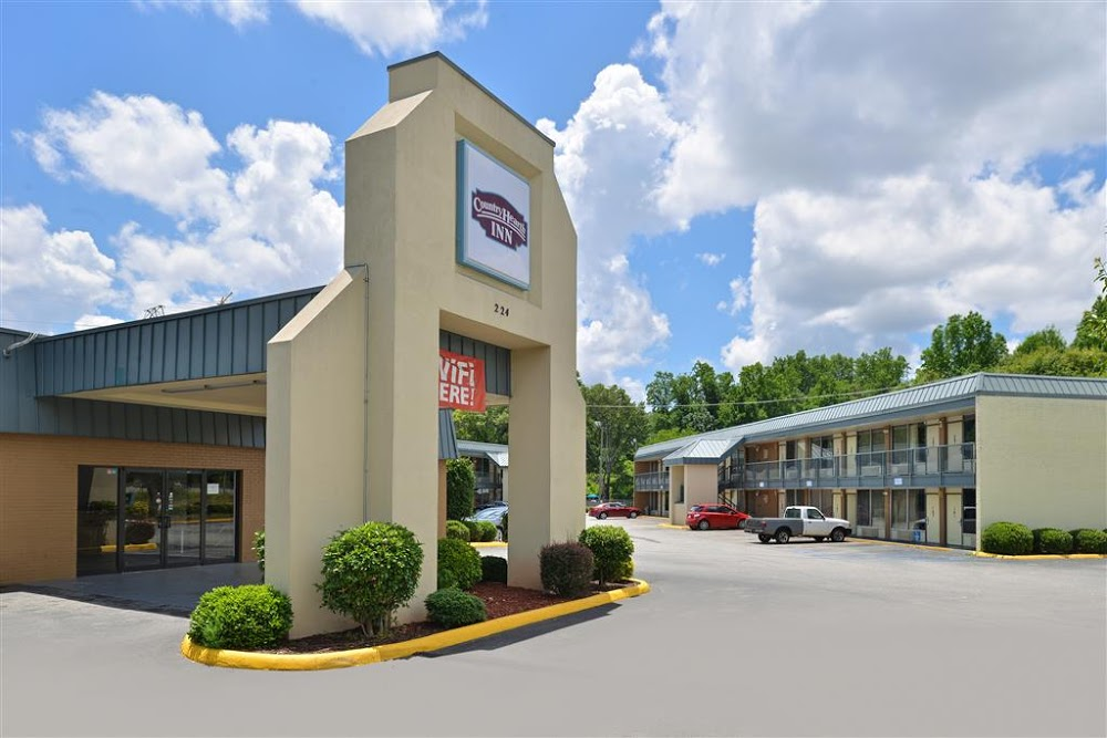 Country Hearth Inn & Suites Greenville
