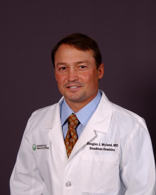 Douglas John Wyland, MD