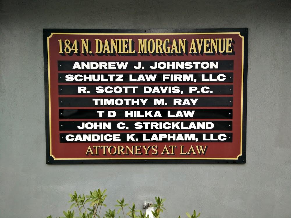 E. Joshua Schultz, Attorney at Law