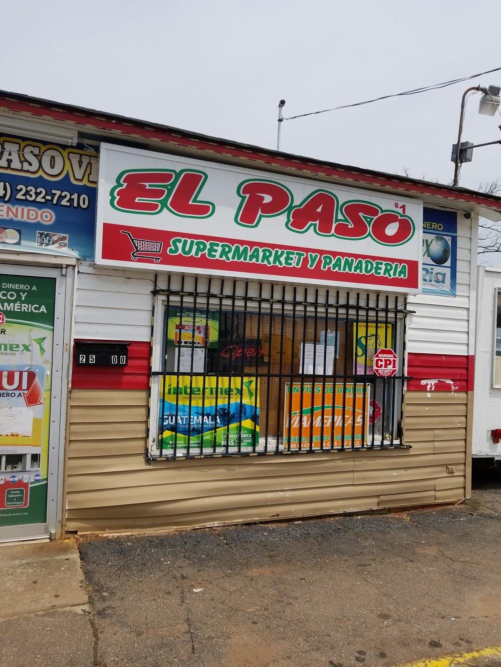 El Paso Supermarket