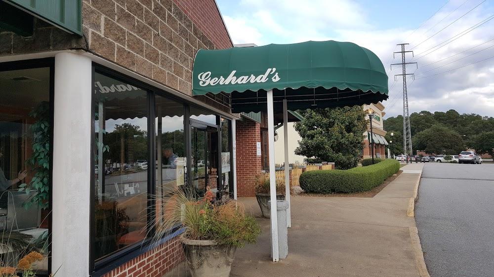 Gerhards' Cafe