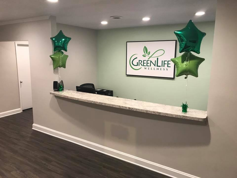 GreenLife Wellness