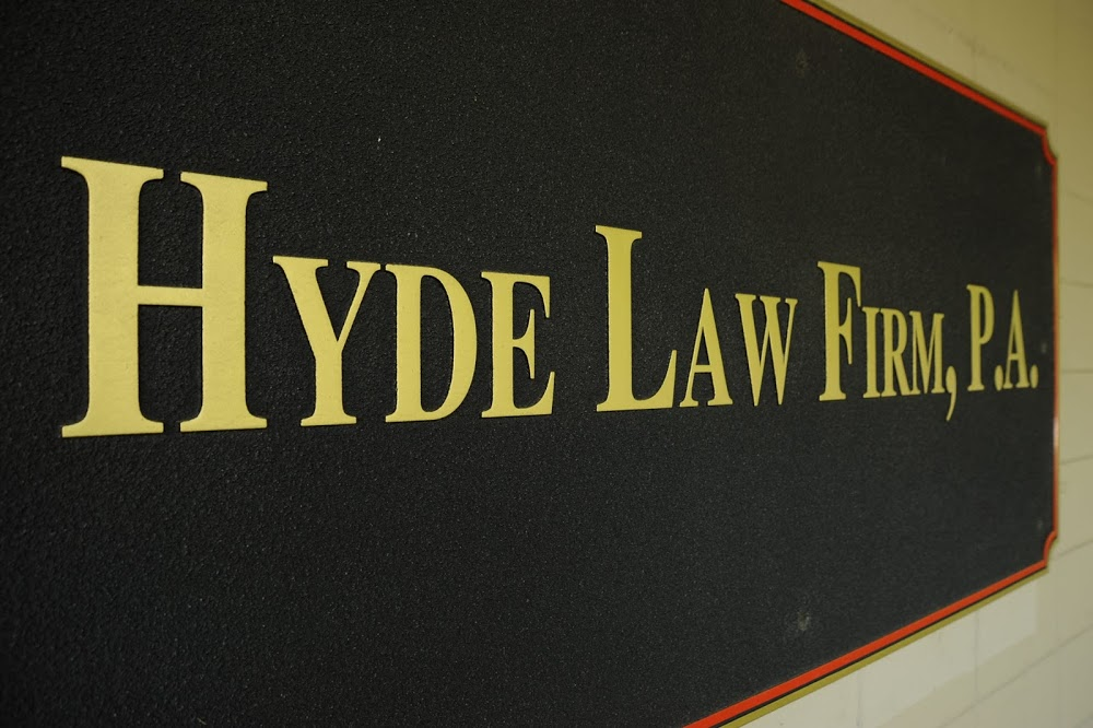 Hyde Law Firm, P.A.