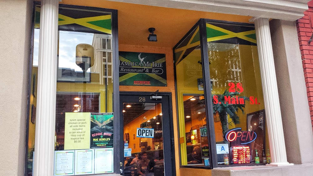 Jamaica Mi Irie