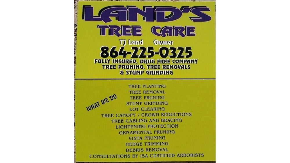 Lands Tree Care