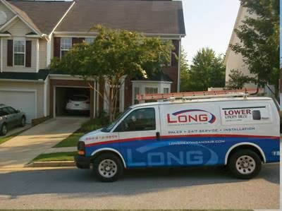 Long Heating and Air Conditioning Inc.