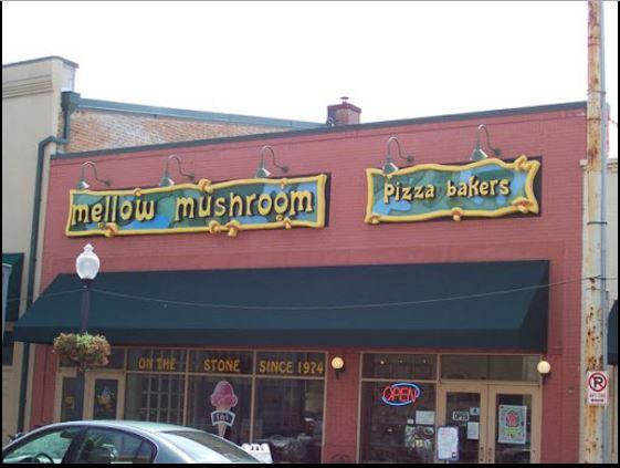 Mellow Mushroom Greenville