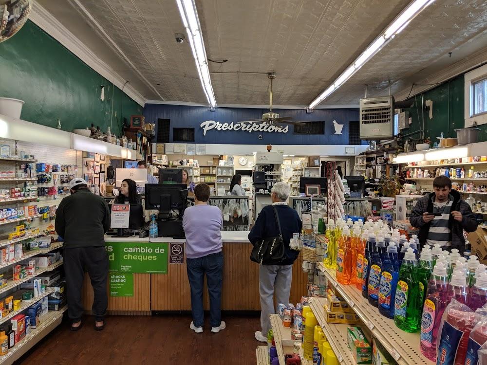 Parker Road Drugs Store