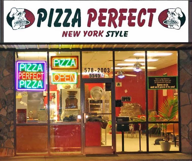 Pizza Perfect Pizza