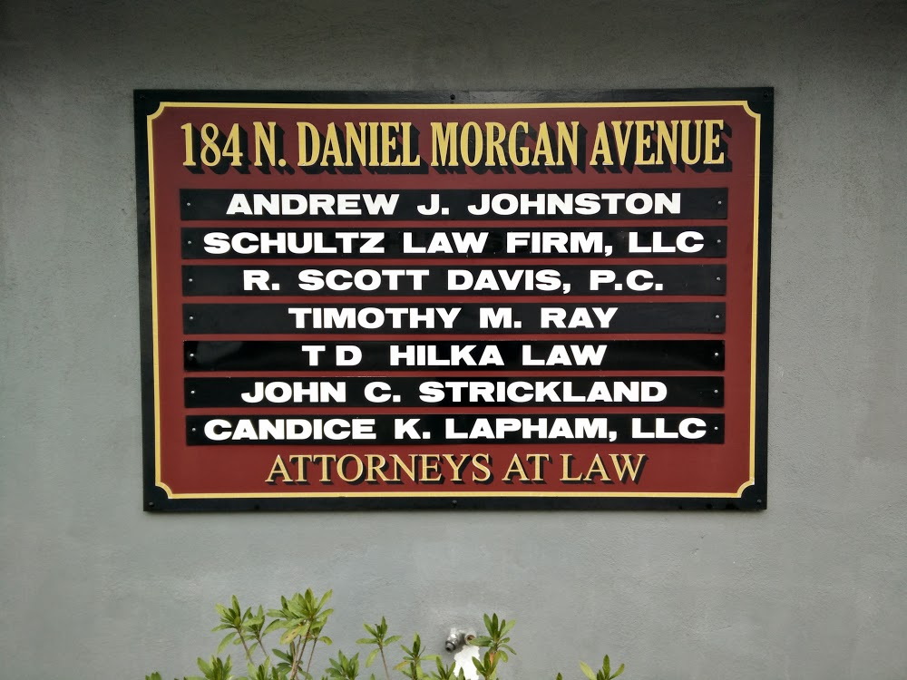 Ray Tim M. Attorney At Law
