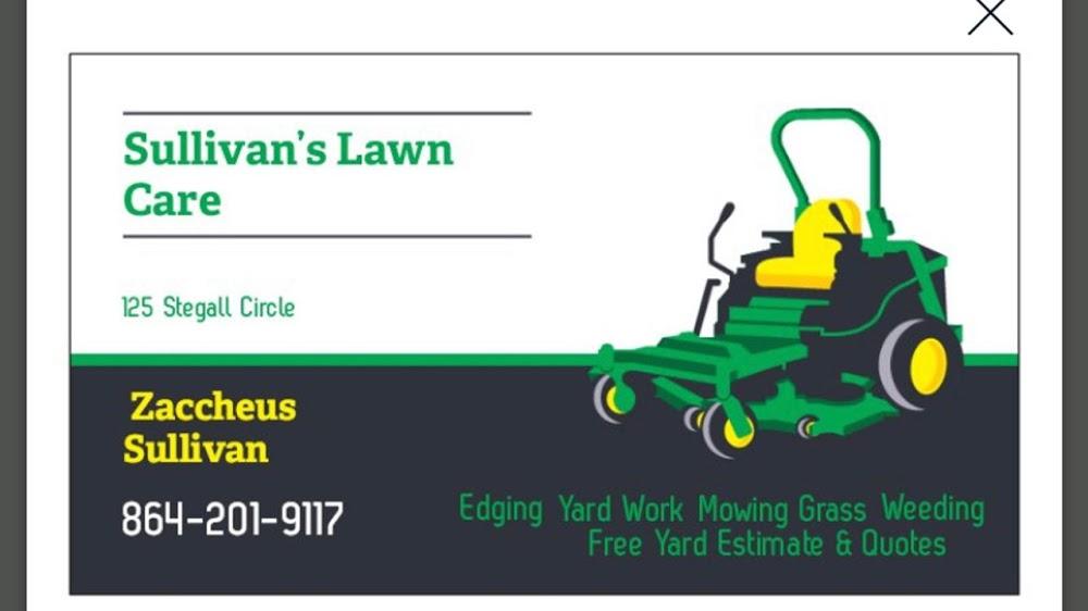 Sullivan's Lawn Care