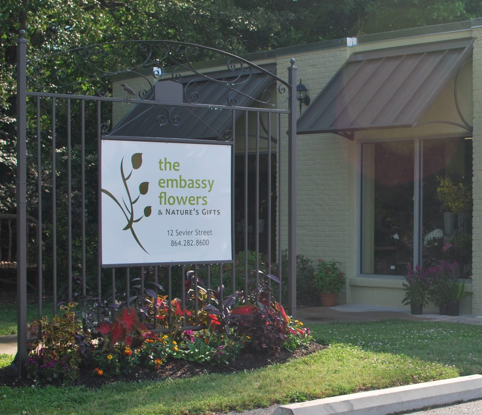 The Embassy Flowers & Nature's Gifts