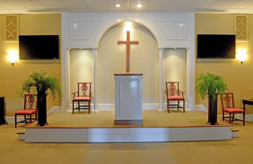 The J. M. Dunbar Funeral Home & Crematory