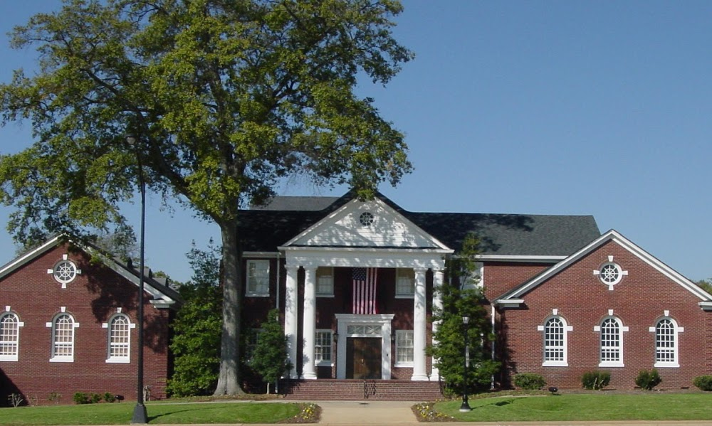 Thomas McAfee Funeral Home- Downtown Chapel