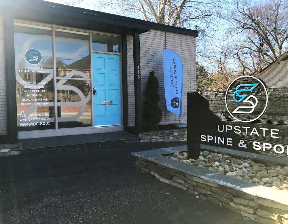 Upstate Spine & Sport
