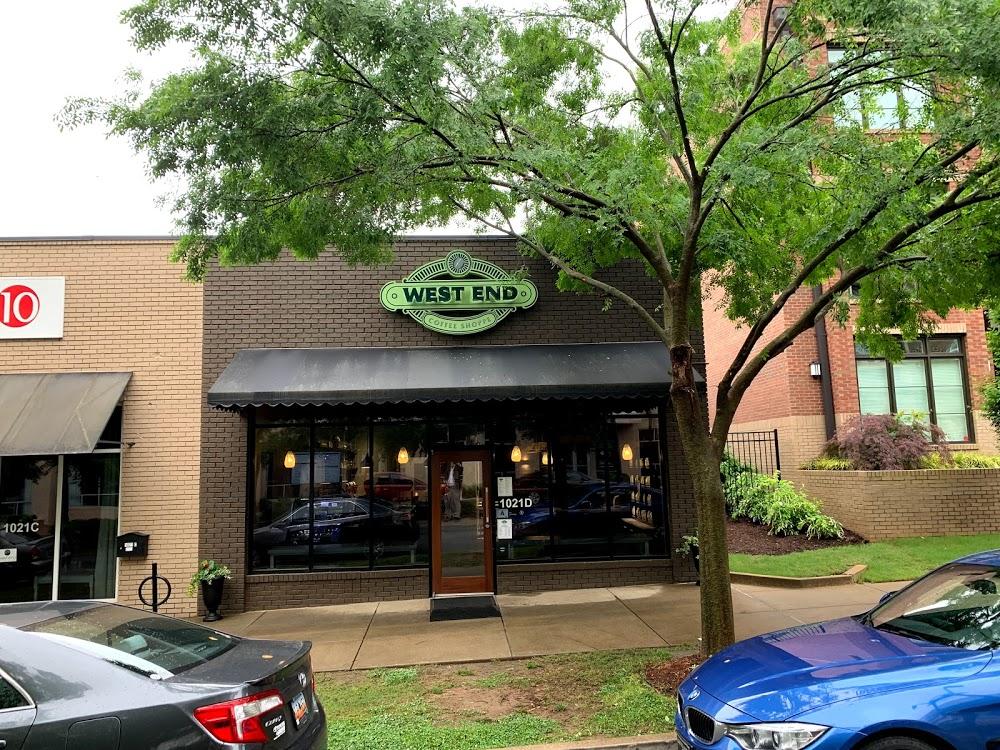 West End Coffee Shoppe
