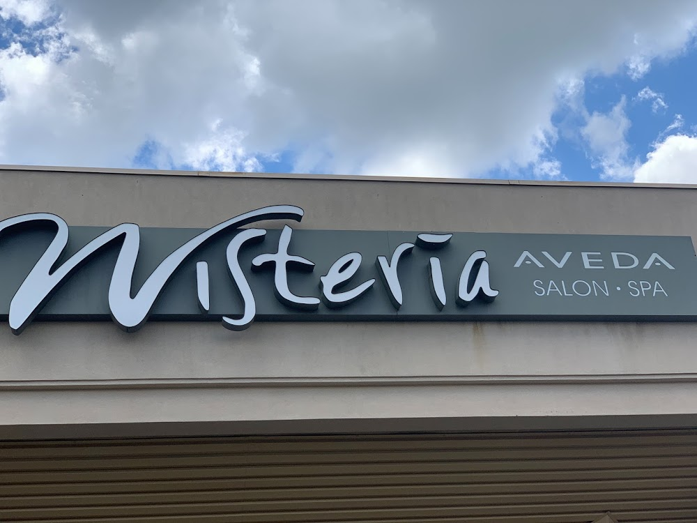 Wisteria Aveda Salon. Spa